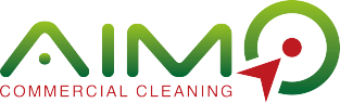AIM Commercial Cleaning logo