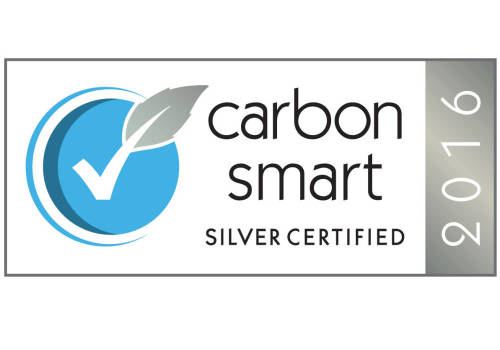 AIM awarded Carbon Smart Certificate