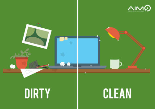 Top 5 Reasons A Clean Office Improves Productivity